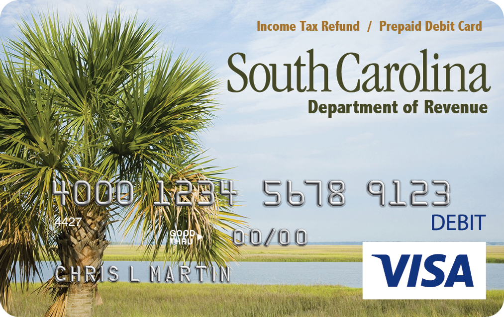 New Refund Debit Card