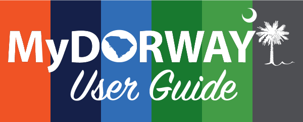 MyDORWAY User Guide